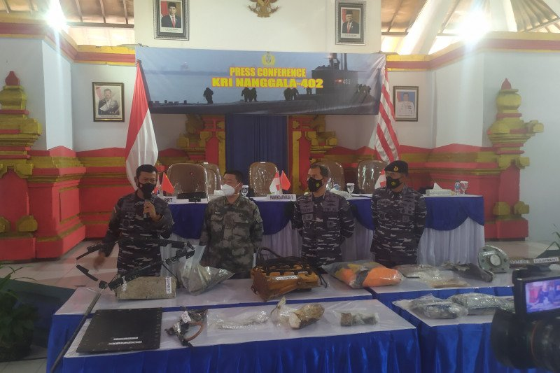 TNI AL investigasi terkait penyebab kecelakaan KRI Nanggala-402