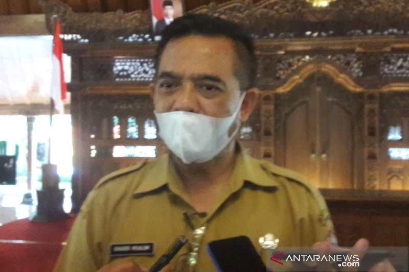 Kasus COVID-19 pasca-Lebaran di Kabupaten Temanggung turun