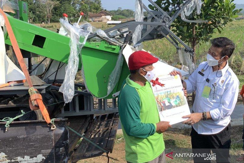 Mentan dorong Kabupaten Malang jadi percontohan pertanian di Indonesia