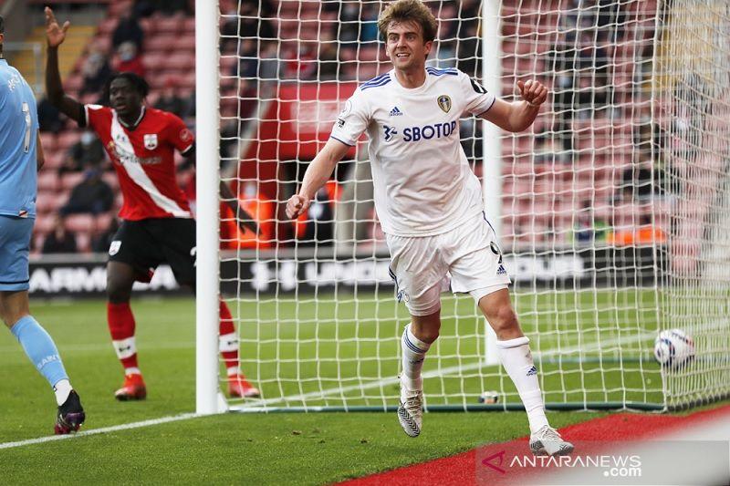Leeds raih rekor tandang selepas taklukkan Southampton