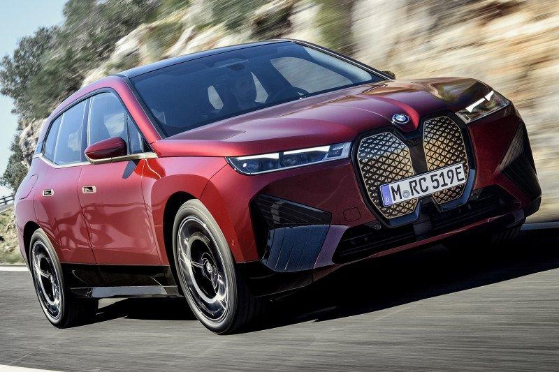 BMW iX Dan i4 Gran Coupe akan tampil di LA 1 Juni mendatang