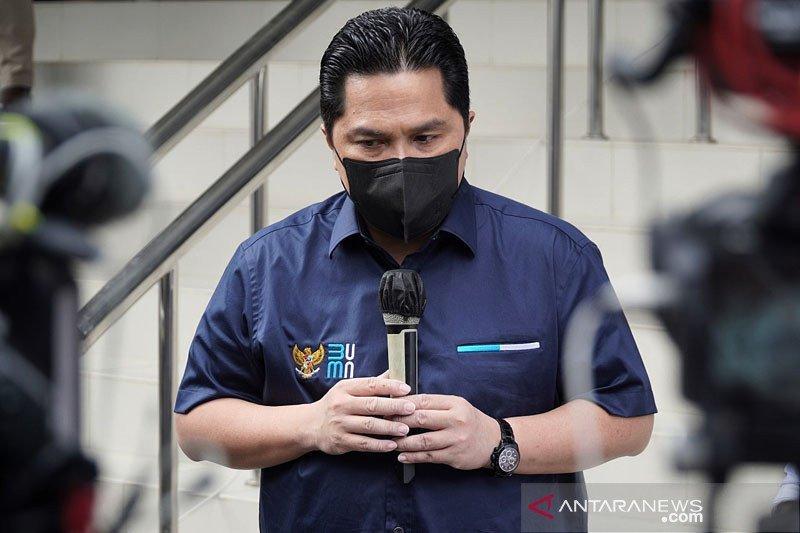 Erick: Indonesia sudah dapat komitmen 15 juta dosis vaksin Sinopharm
