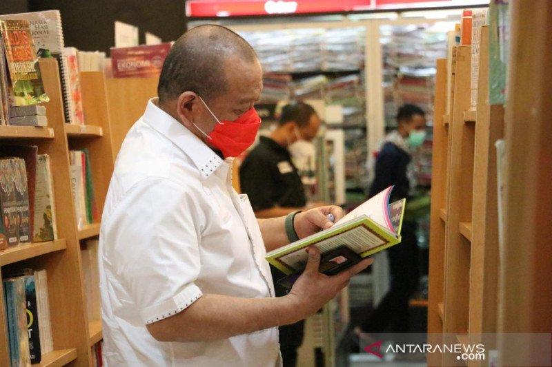 Ketua DPD minta generasi milenial tingkatkan minat baca