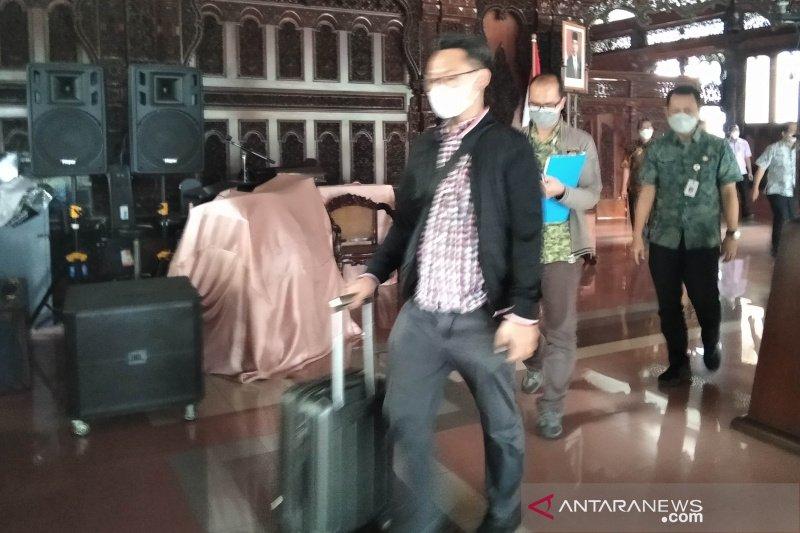 KPK kembalikan barang bukti yang disita terkait kasus korupsi Tamzil