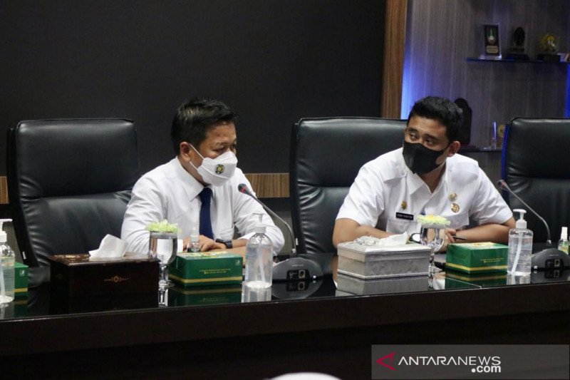 Keterisian kamar tidur rumah sakit di Medan capai 75 persen