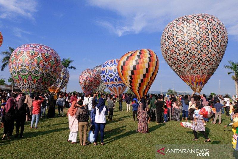 Kemenhub proses hukum pelaku penerbangan balon udara liar