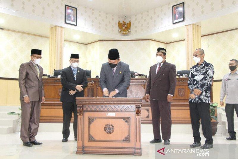 DPRD Agam setuju Perda Kawasan Tanpa Rokok disahkan