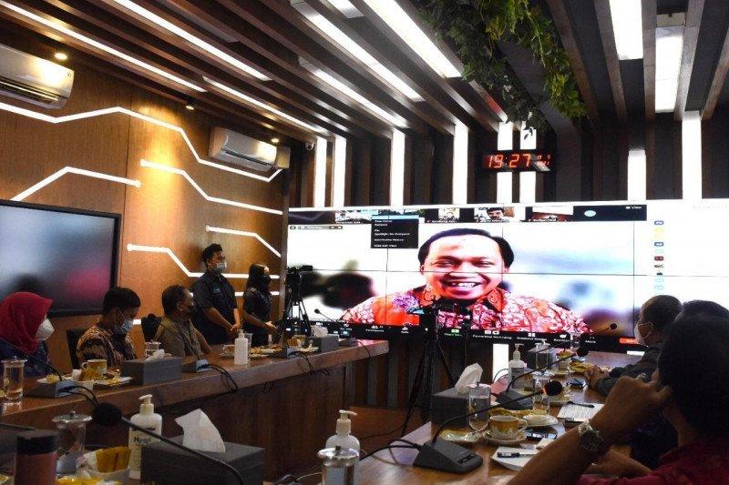 Harkitnas, Wali Kota Kediri ajak diaspora ikut bangkitkan UMKM