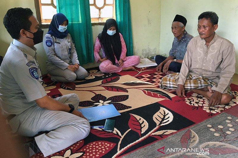 Jasa Raharja santuni 8 korban meninggal tabrakan pada Lebaran di Jambi