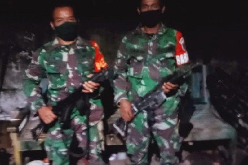 Kapolda mengapresiasi anggota TNI amankan senpi Polsek Candipuro