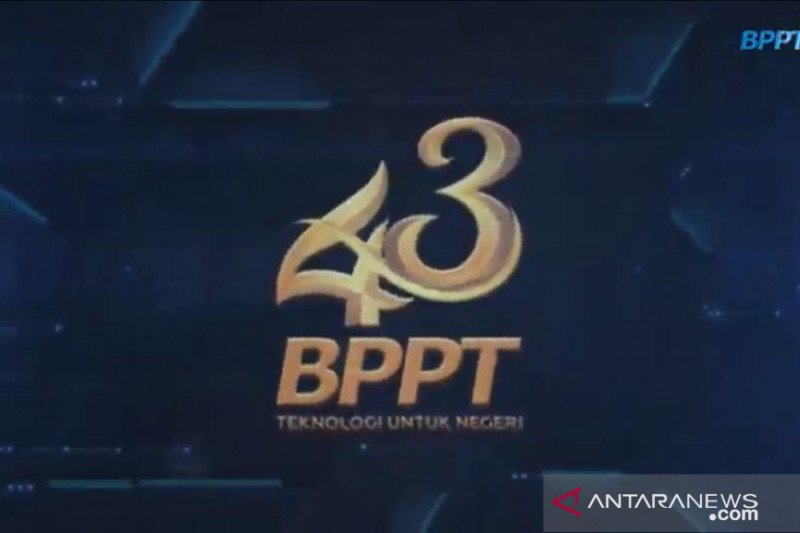 BPPT luncurkan logo peringatan ulang tahun ke-43
