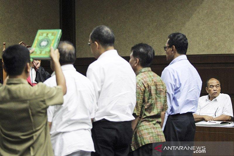 KPK tetapkan mantan Direktur Keuangan dan Investasi Jasindo tersangka