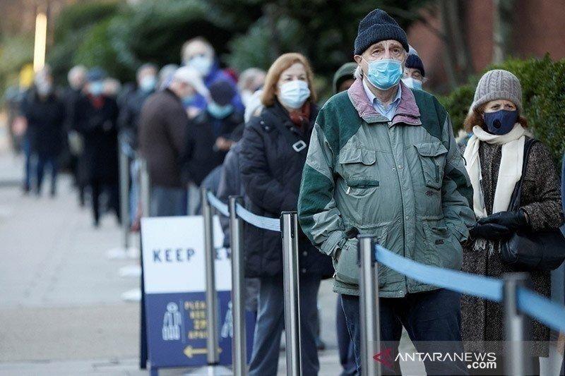 Inggris sumbangkan 100 juta surplus dosis vaksin COVID-19
