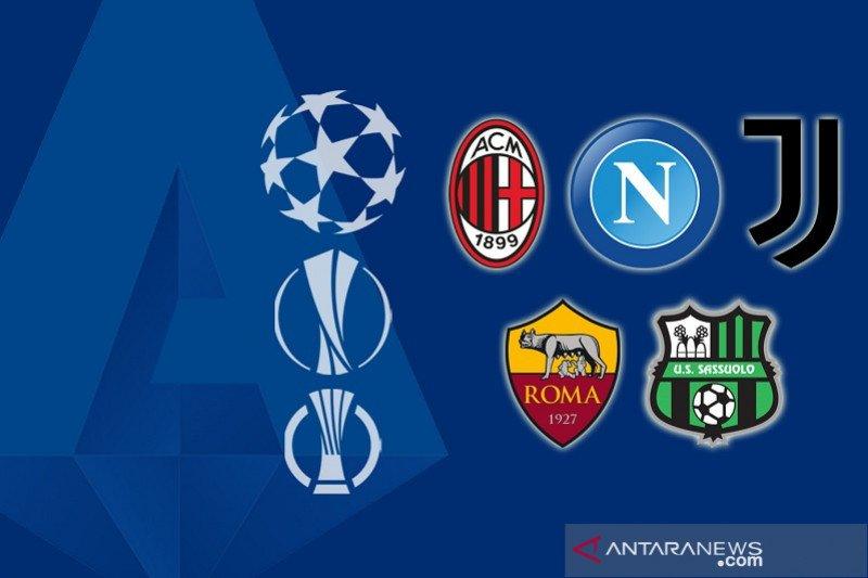 Panduan perebutan tiket Eropa Liga Italia
