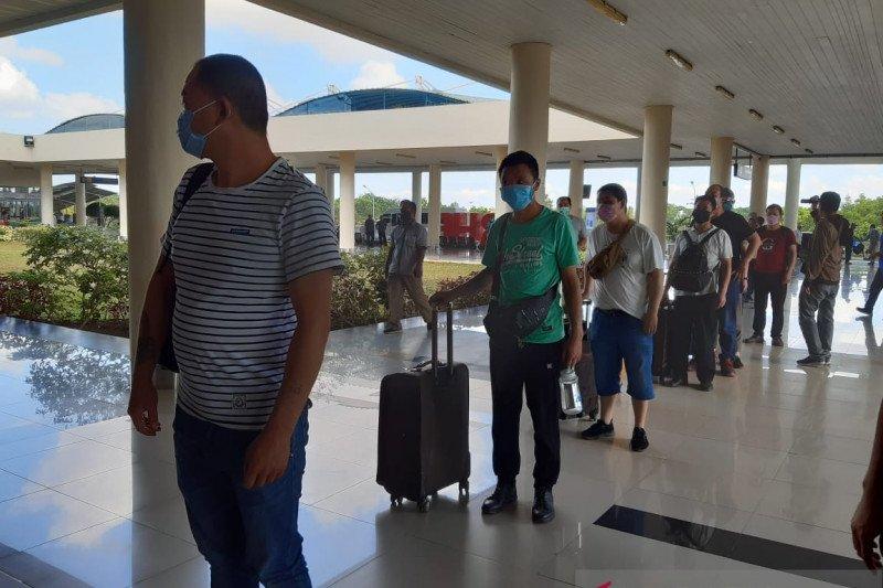 TKA di-KEK Galang Batang berangsur-angsur kembali ke China