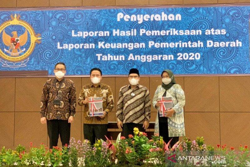 Kabupaten Bogor raih enam WTP berturut-turut