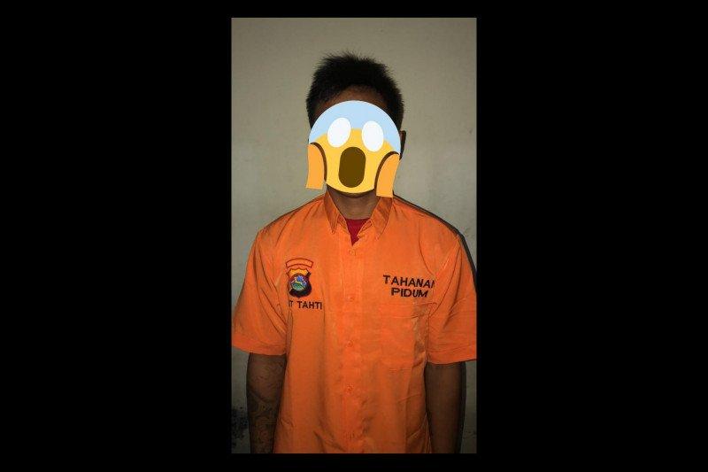 Sat Reskrim Polres Sumbawa Barat berhasil amankan pelaku persetubuhan anak di bawah umur