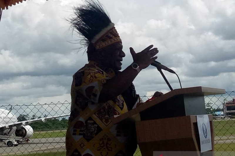 Tokoh Allo Rafra: Klemen Tinal pelopor pembangunan Mimika