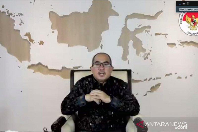 KBRI Singapura bangun semangat kebangsaan di masa pandemi