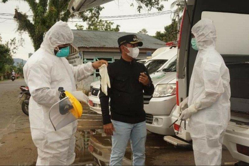 Pemkab Lingga bantu evakuasi korban kapal tenggelam di perairan Jambi