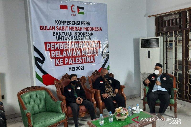 Organisasi kemanusiaan akan kirim relawan medis dan obat ke Gaza