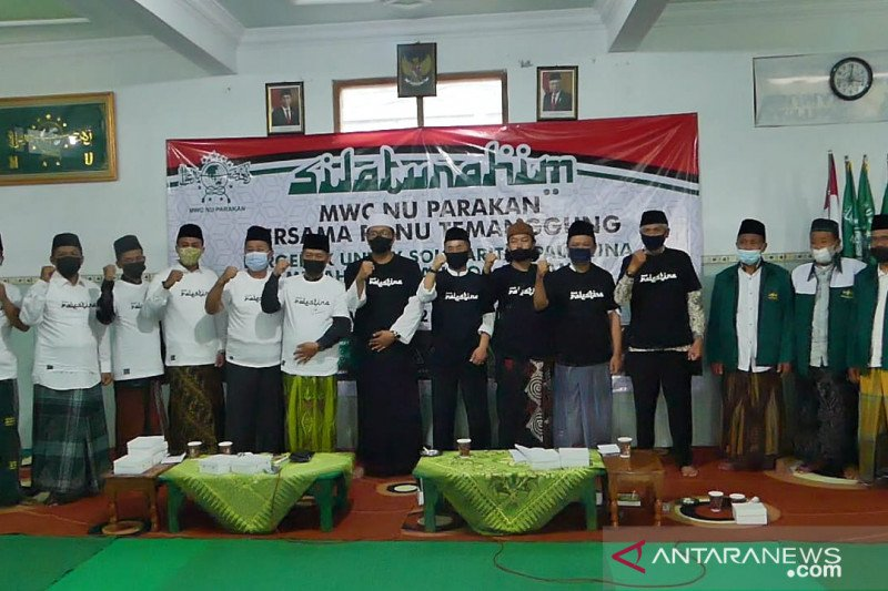 PCNU Temanggung gelar doa bersama untuk rakyat Palestina