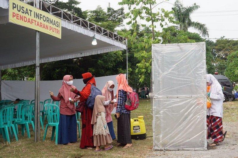 Untuk cegah COVID-19, pesantren di Kediri-Jatim diminta patuhi prokes