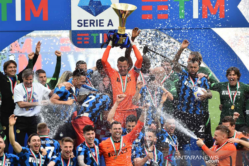Inter Milan fokus perpanjang kontrak pemain kunci