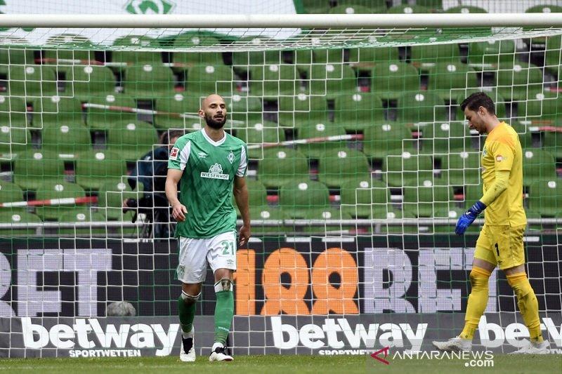 Klasemen akhir Liga Jerman: Bermen terdegradasi setelah empat dekade