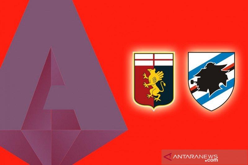 Dua tim kota Genoa kompak tutup musim dengan kemenangan