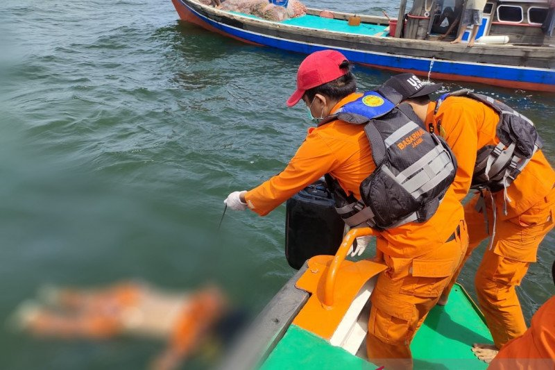 Tim SAR Gabungan berhasil temukan jasad lima penumpang KM Wicly