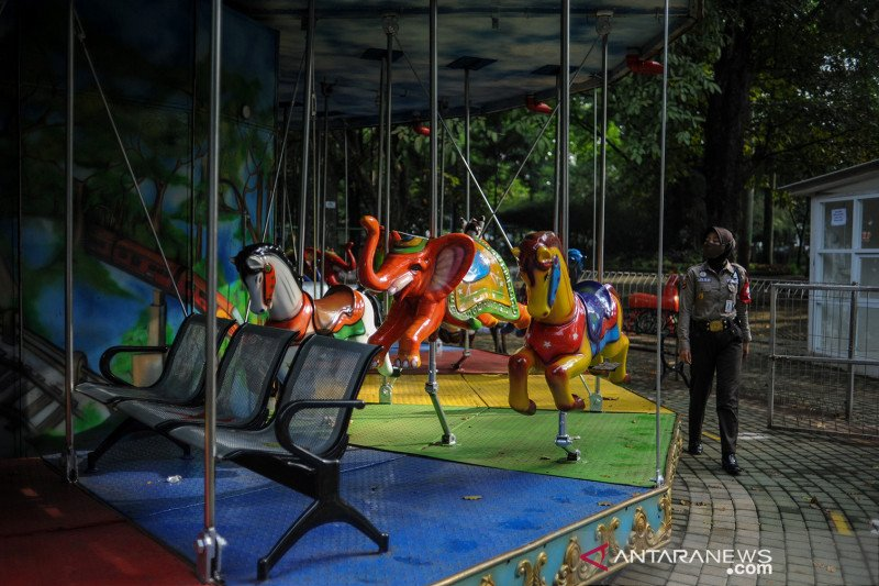 Tempat hiburan dan wisata di Kota Bandung ditutup sementara
