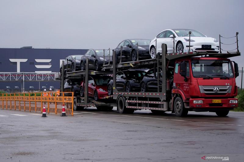 Tesla siapkan pabrik baru di Rusia?