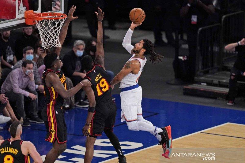 Knicks jual tiket playoff ekslusif bagi penggemar yang sudah divaksin