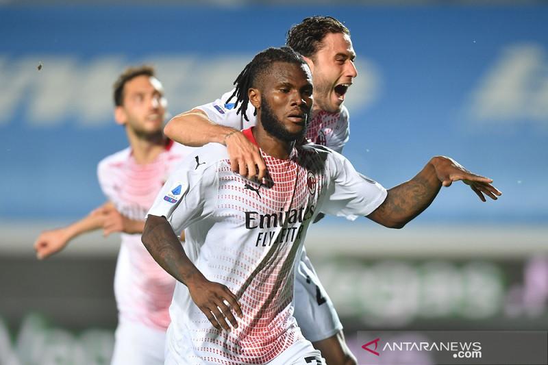 AC Milan dan Juventus rebut dua sisa tiket Liga Champions