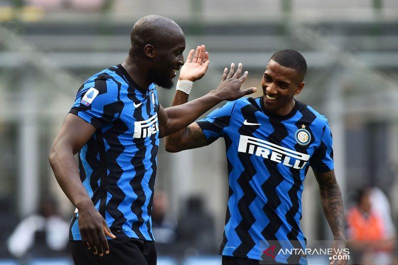 Inter tutup musim dengan cukur Udinese 5-1