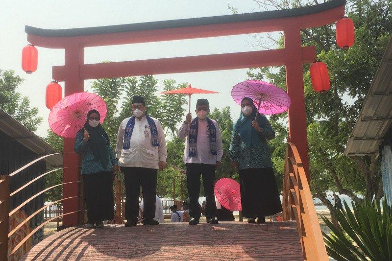 Kampung Jepang jadi tempat kegiatan pelaku UKM