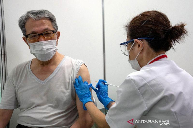 Menkes Jepang: Kontaminasi vaksin Moderna mungkin dari jarum suntik