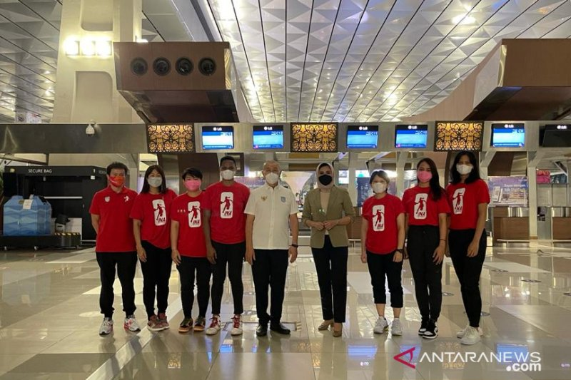 Timnas basket 3x3 putri siap tampil maksimal di kualifikasi Olimpiade