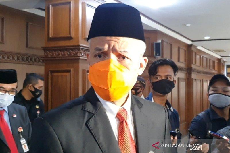Ganjar Pranowo enggan komentari polemik dengan PDI Perjuangan