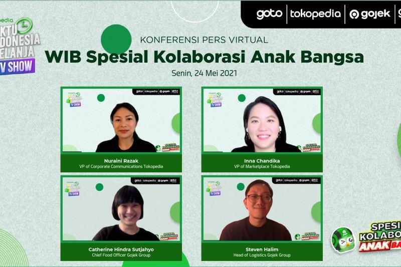 WIB Kolaborasi Anak Bangsa jadi program pertama GoTo