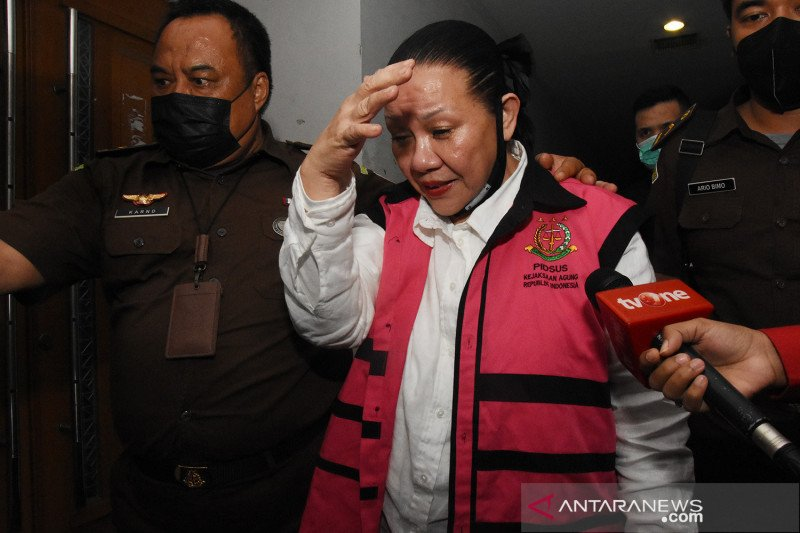 Maria Pauline Lumowa divonis 18 tahun penjara