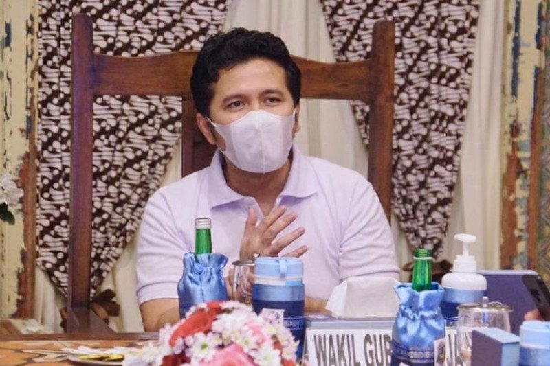 Pemprov Jatim sepakat hadapi kasus dugaan kerumunan dengan rendah hati