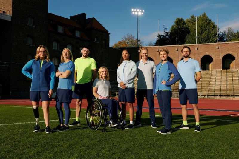Uniqlo kolaborasi dengan atlet Swedia rilis koleksi