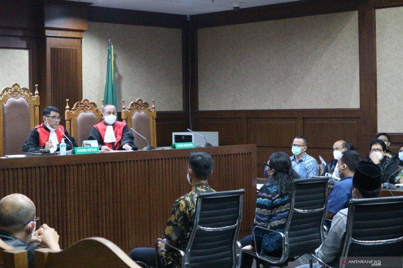 Saksi ungkap 17 unit sepeda dipindahkan dari rumah dinas Edhy Prabowo