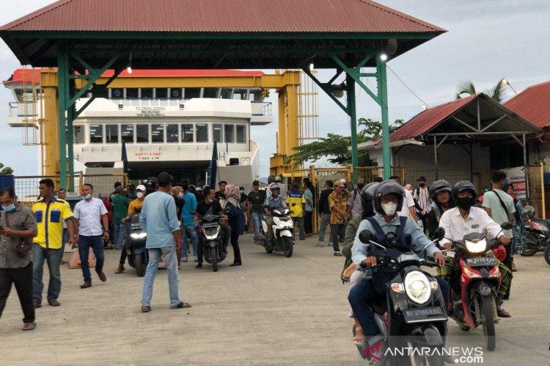 Kasus COVID-19 Aceh bertambah 185 orang efek mudik Lebaran
