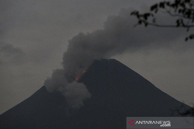 Awan panas Gunung Merapi