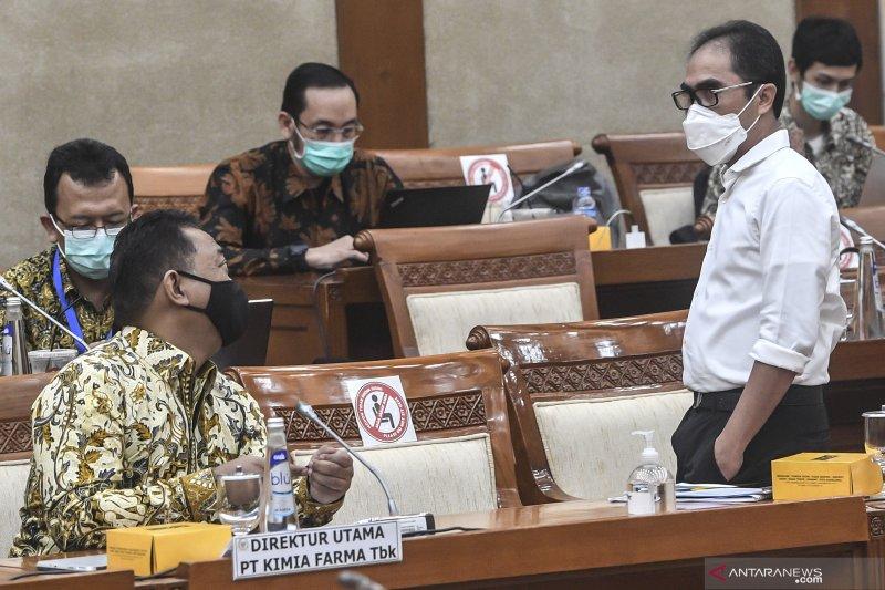 Bio Farma: Lima juta vaksin CanSino China tiba di Indonesia pada Juli