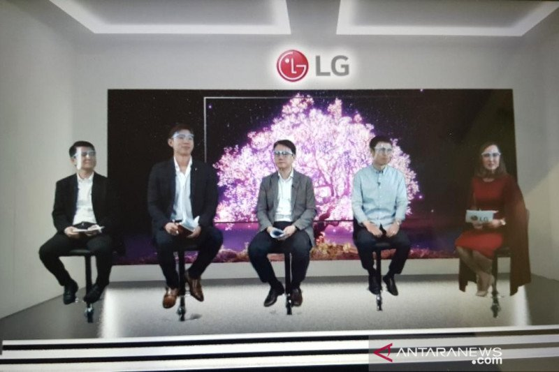 LG Indonesia perkuat pasar TV premium