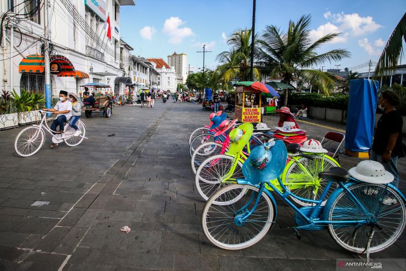 DKI kemarin, rencana tempat wisata dibuka hingga razia PMKS